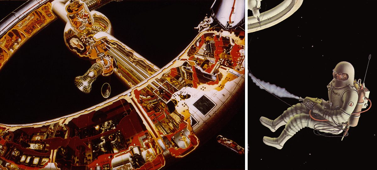 von braun space station - photo #24