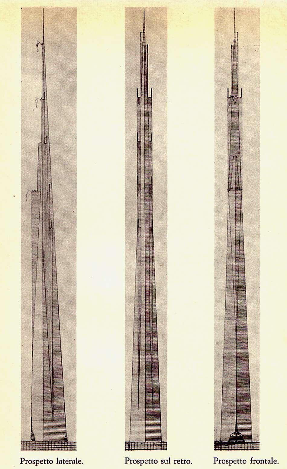Grattacieli for Franco piani di lloyd wright