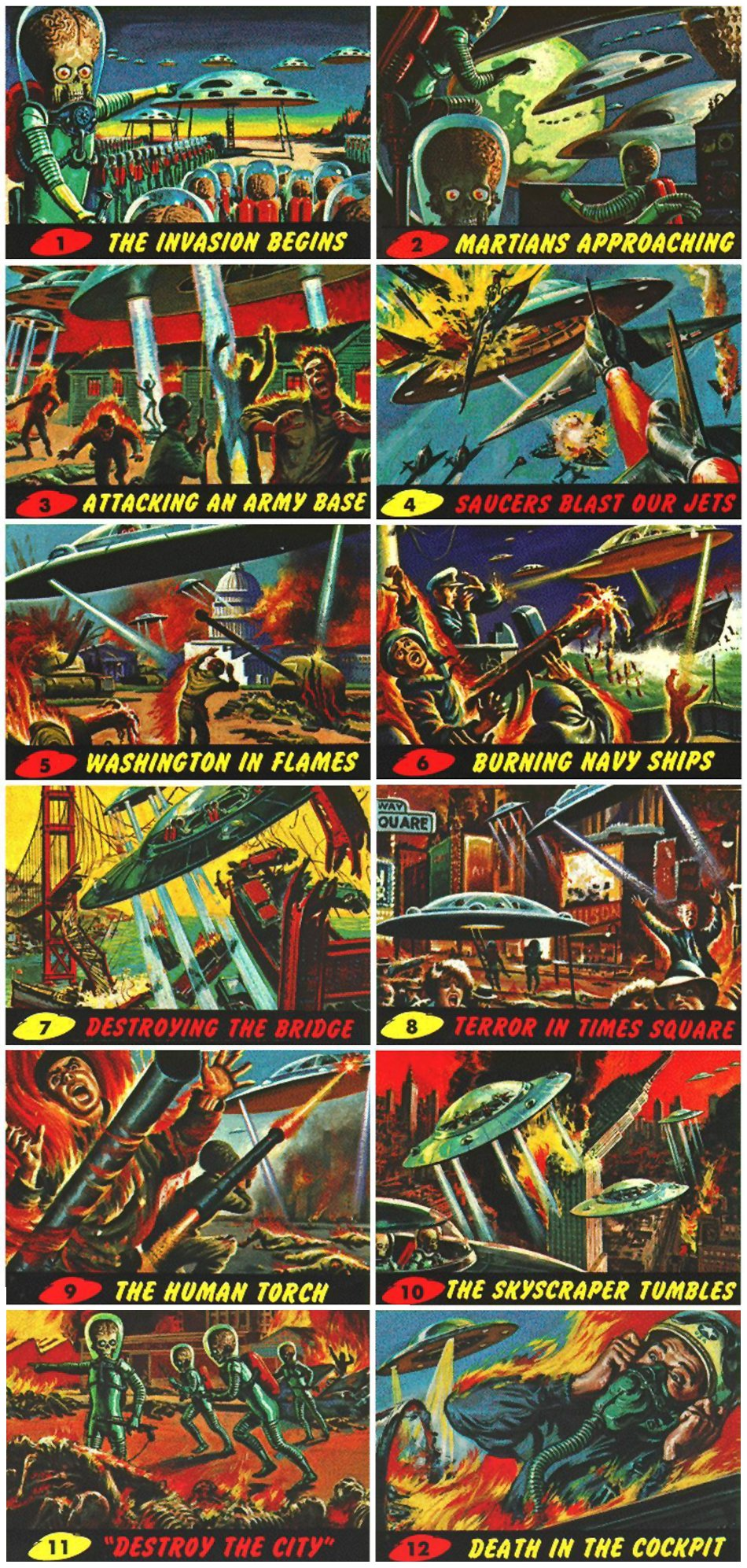 Archives - Old space magazines Topps1