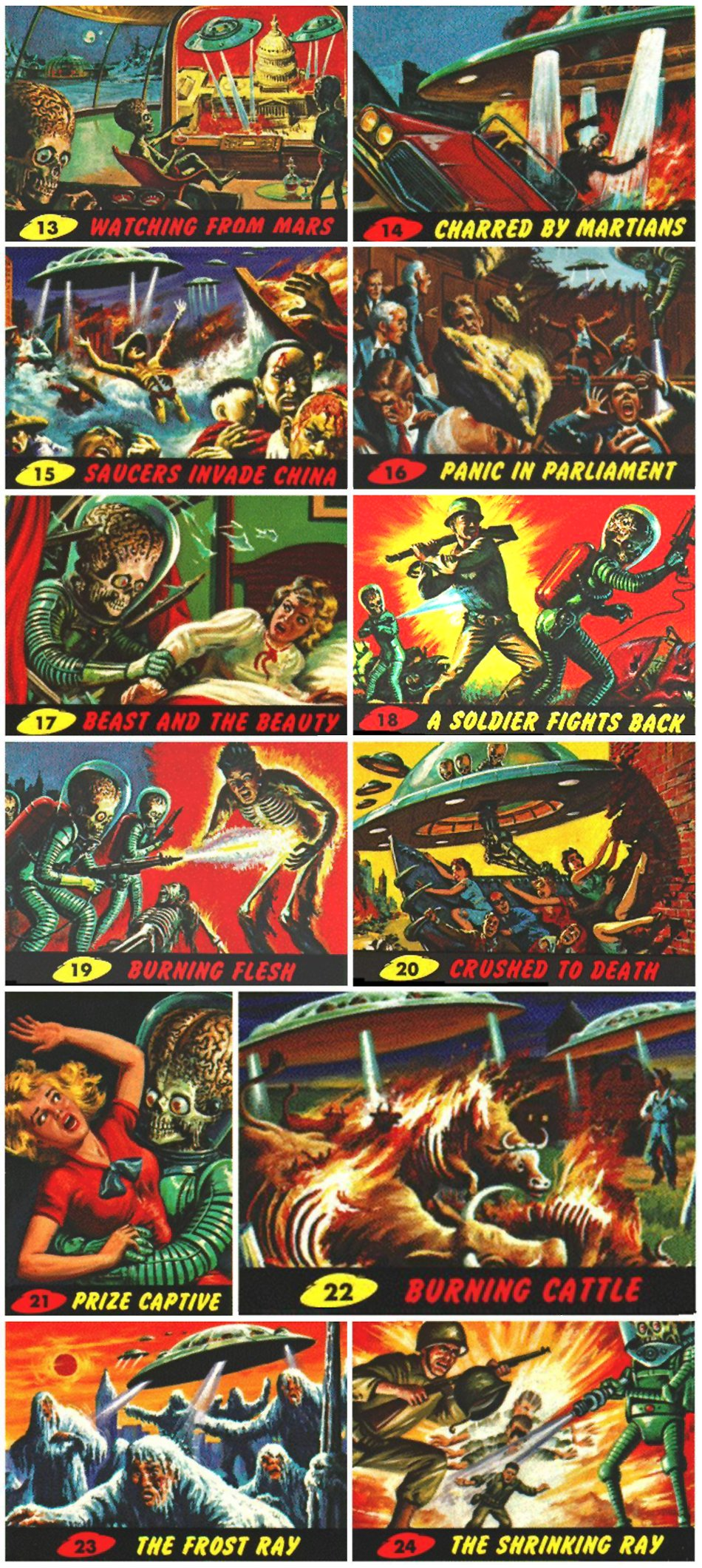 Archives - Old space magazines Topps2