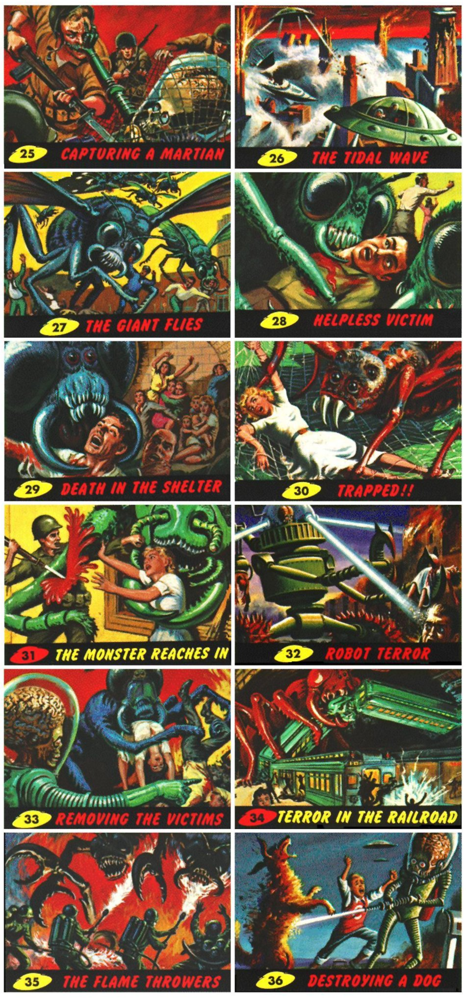 Archives - Old space magazines Topps3